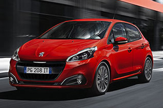 Peugeot 208 Touch, la Limited Edition