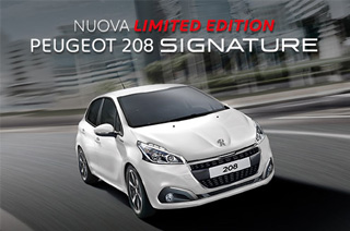 NUOVA 208 SIGNATURE LIMITED EDITION
